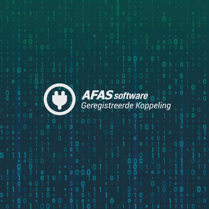 AFAS Geregistreerde koppeling