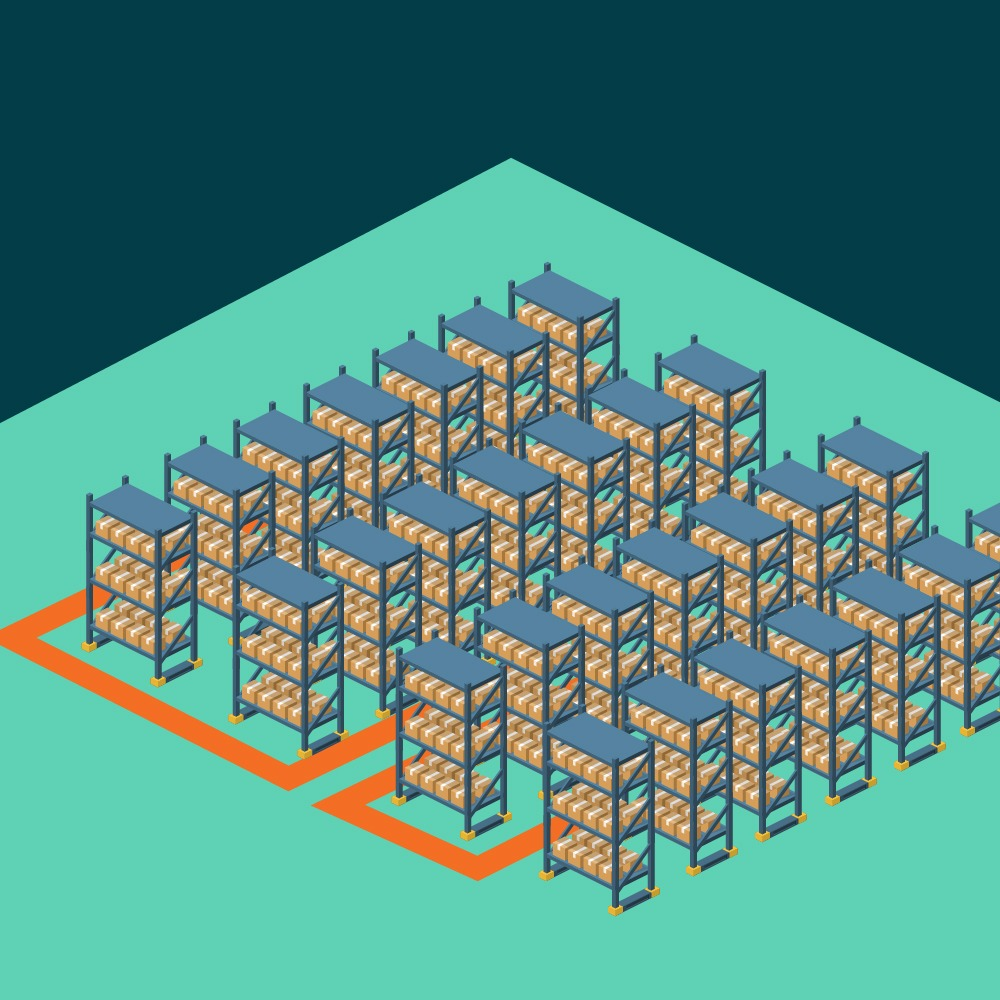 Looproute optimalisatie
